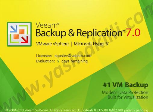 Veeam Backup & Replication v7 Konfigürasyon - Bölüm 1 (Backup Proxy Ekleme)