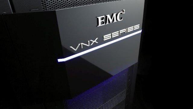 EMC VNX SERİSİ STORAGE üzerine Disk Ünitesi DAE ( Disk Array Enclosure ) EKLEME