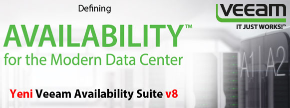 Veeam Backup & Replication v8