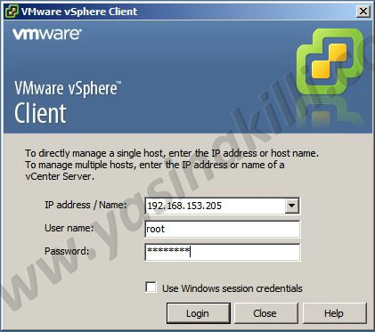 Download vmware vSphere Client 4.x 5.x all version
