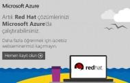 Red Hat Çözümlerinizi Microsoft  Azure'da Çalıştırabilirsiniz