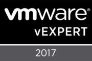 vExpert 2017 has been announced !!!