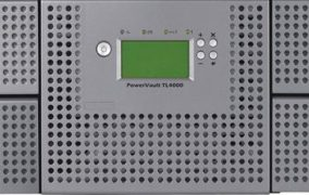 How to Reset Dell PowerVault TL4000 Admin Password