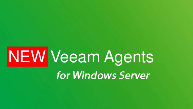 Step by step Veeam Backup Agent for Windows Install and Configuration