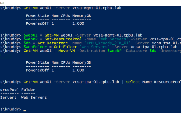 VMware PowerCLI 6.5.2 Released