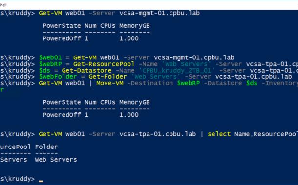 VMware PowerCLI 6.5.2 Released
