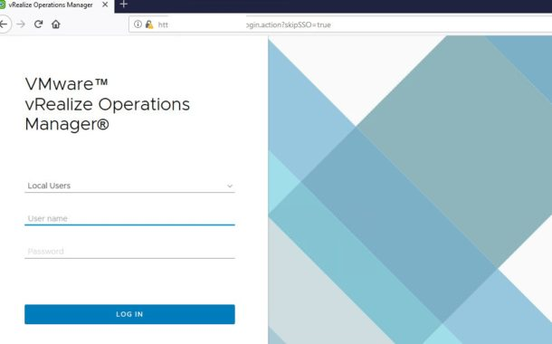 vmtools up to date control with vRealize Operations Manager