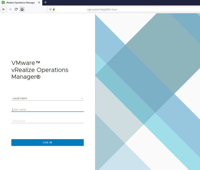 Reclaim using with vRealize Operations Manager 7.0