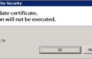 How to bypassing Java Expired Certificate check to Brocade Switches
